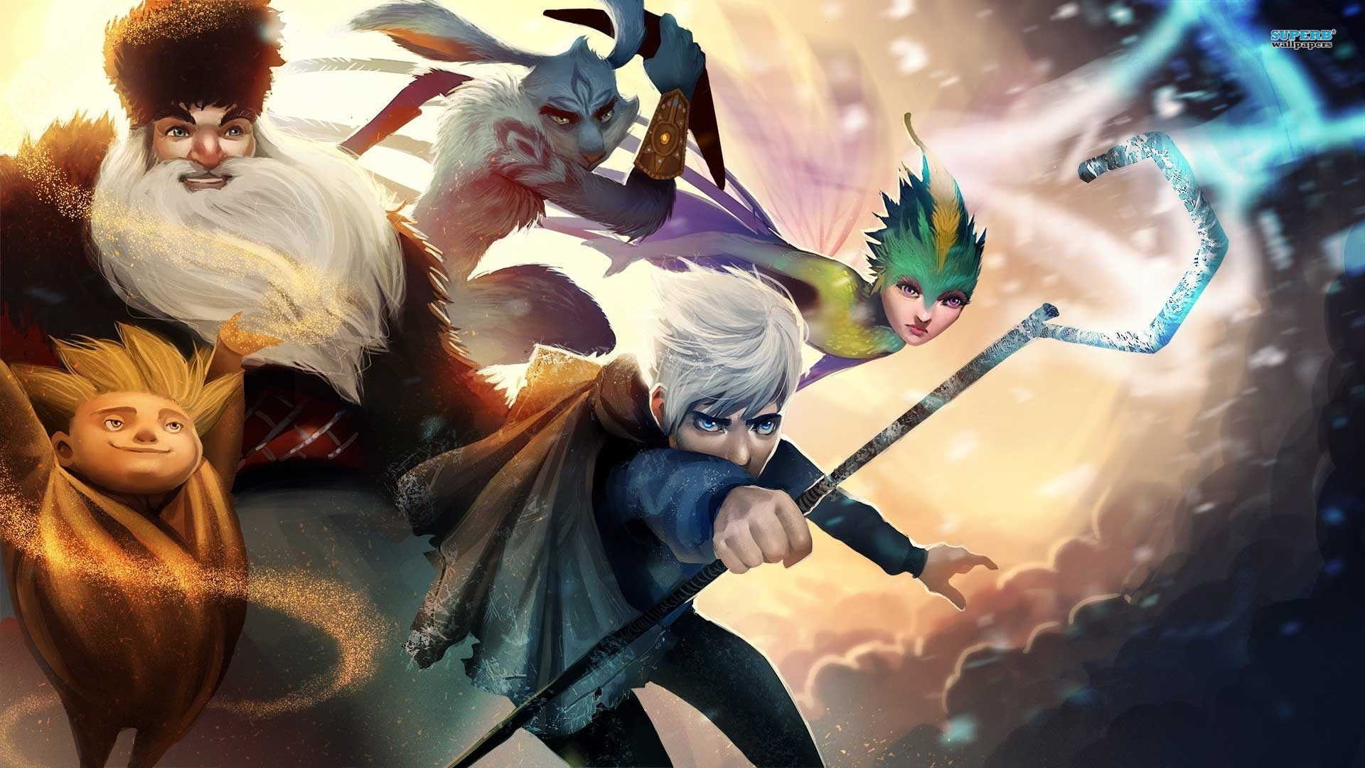 1920x1080 - Rise Of The Guardians Wallpapers 6