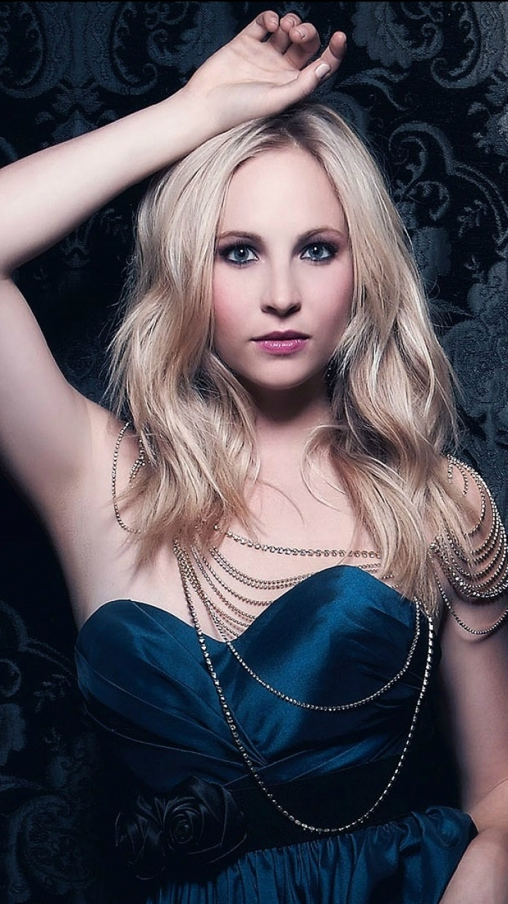 720x1280 - Candice Accola Wallpapers 27