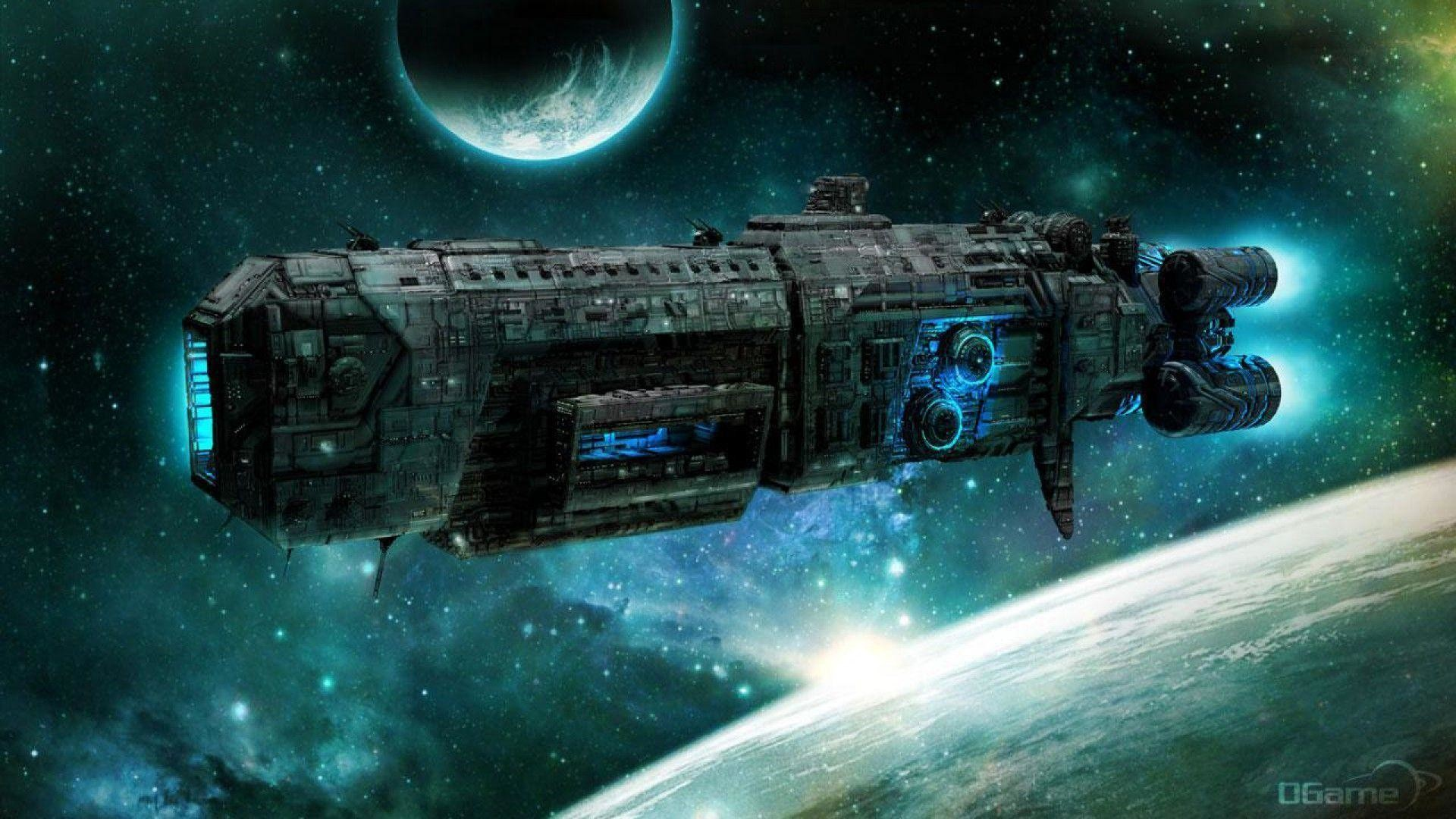1920x1080 - Spaceship Wallpapers 10
