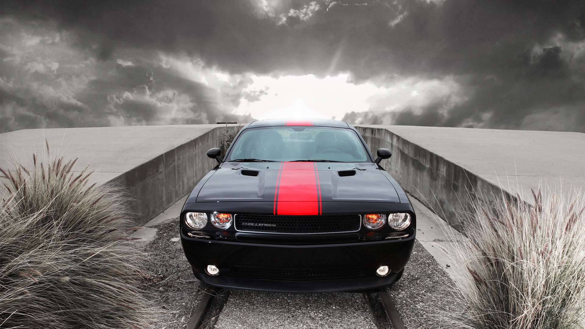 1920x1080 - Dodge Challenger Rallye Wallpapers 22