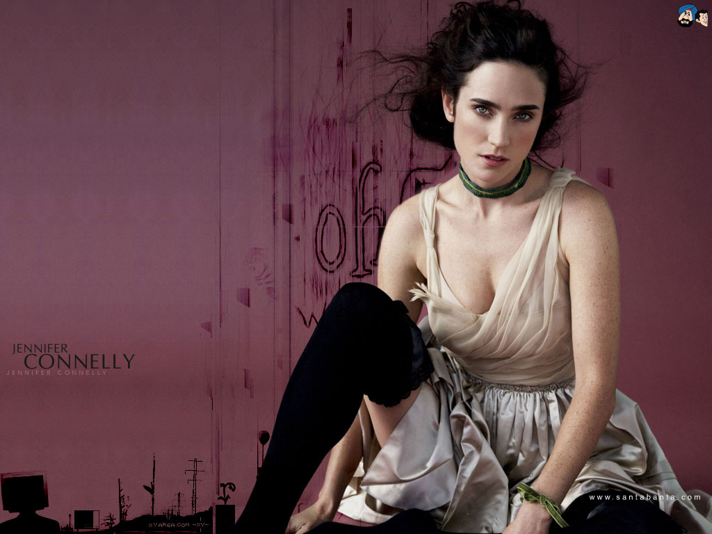 1024x768 - Jennifer Connelly Wallpapers 12