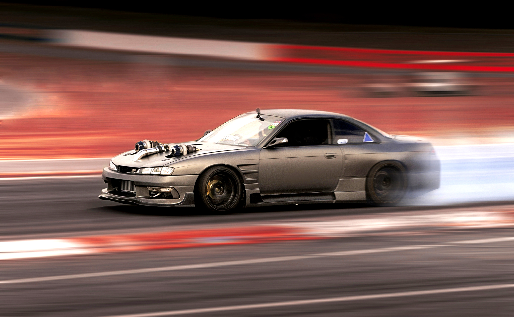 2048x1264 - Nissan Silvia S14 Wallpapers 14