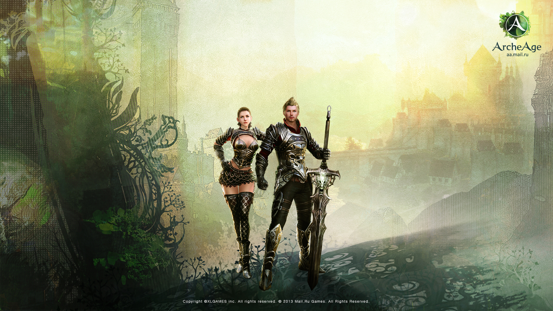 1920x1080 - ArcheAge HD Wallpapers 35