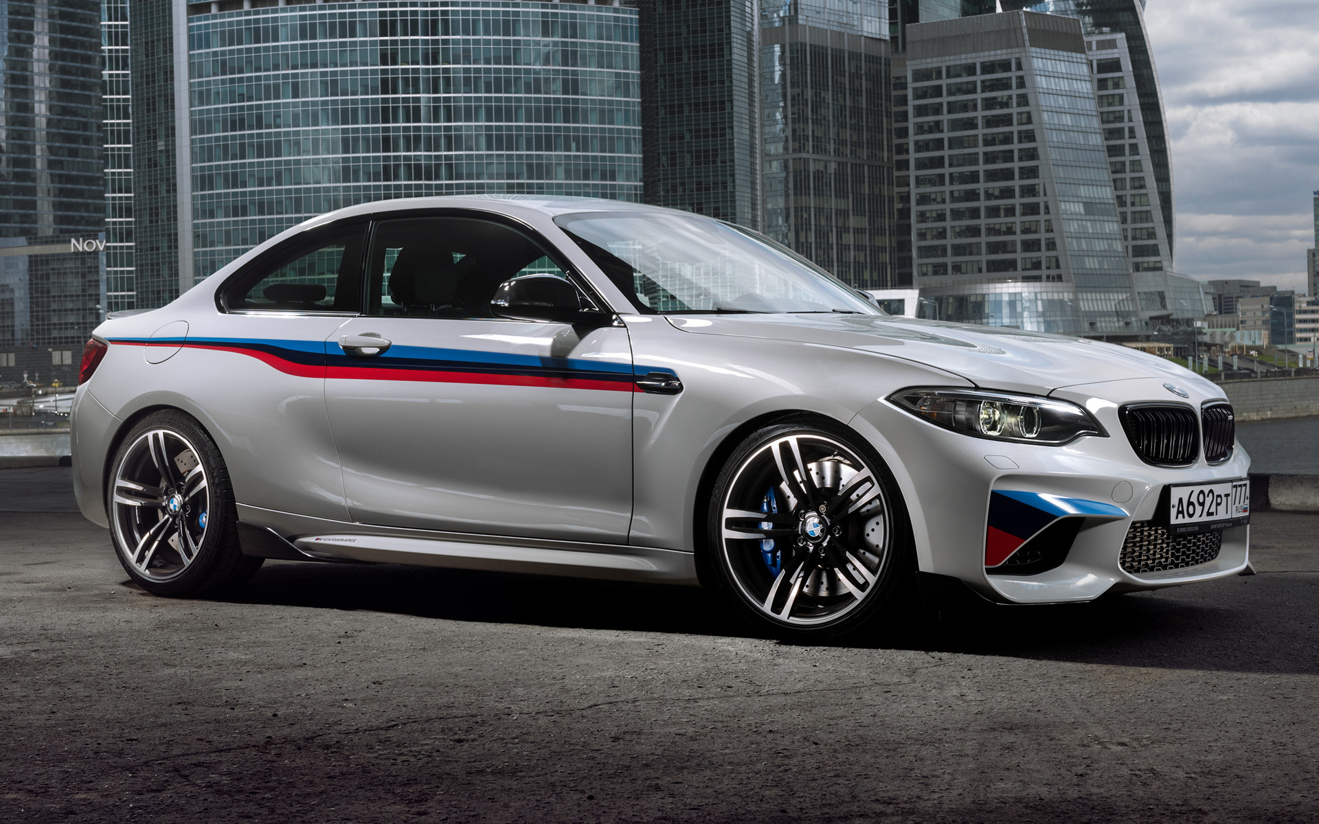 1920x1200 - BMW M2 Coupe Wallpapers 32