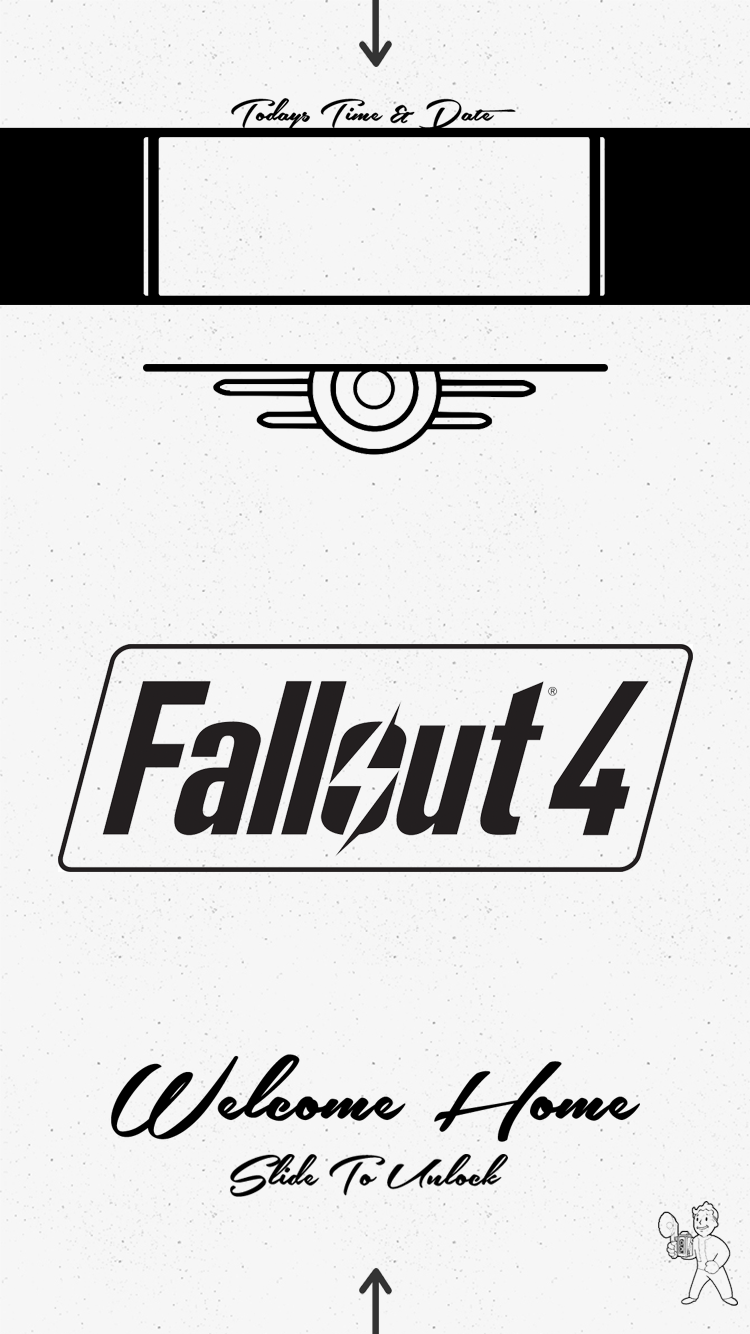 750x1334 - Fallout iPhone 6 25