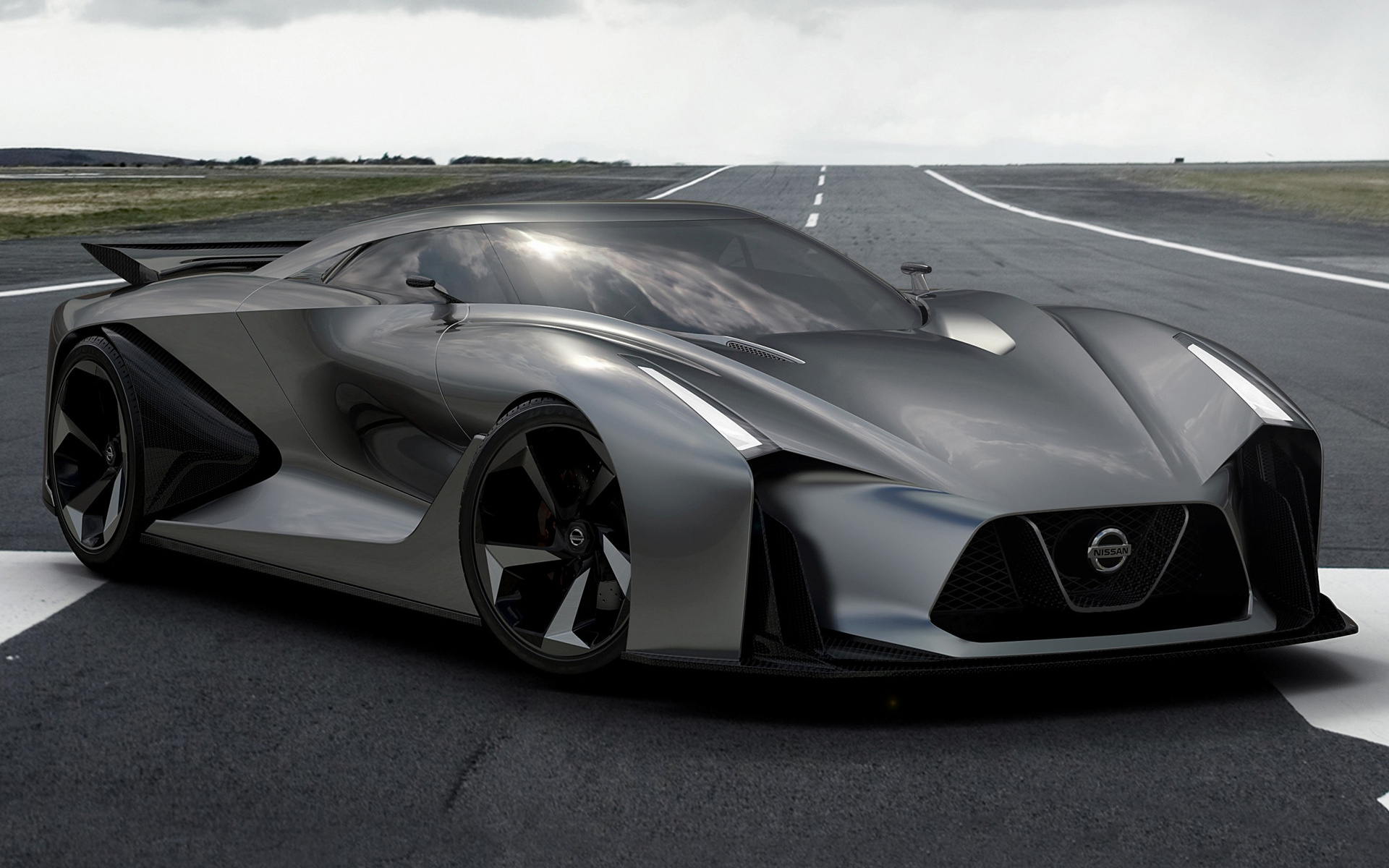1920x1200 - Nissan Concept Wallpapers 7