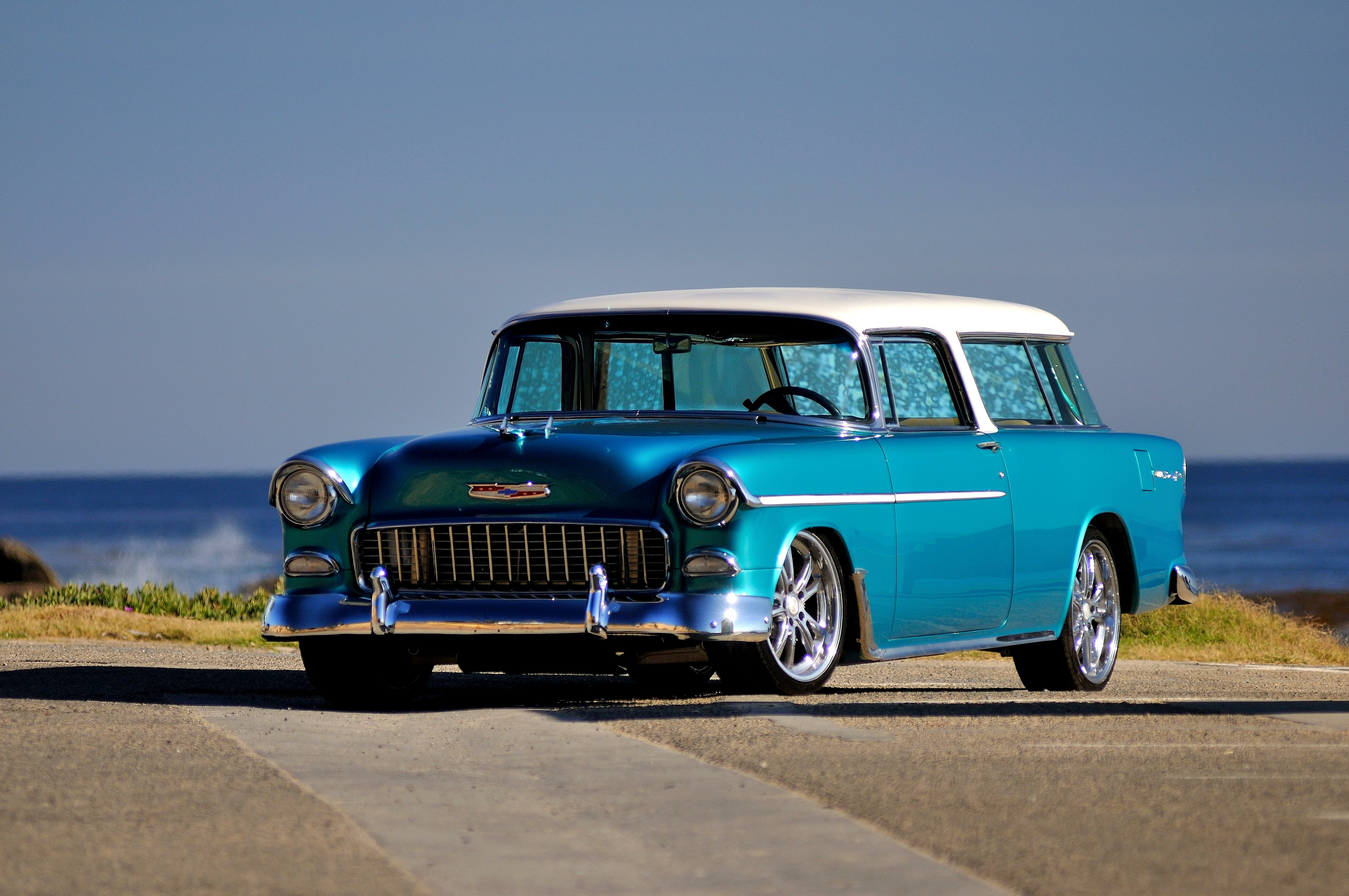 4200x2790 - Chevrolet Nomad Wallpapers 23