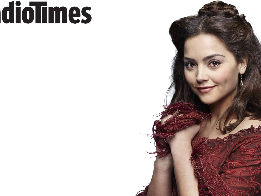 1024x768 - Jenna-Louise Coleman Wallpapers 25