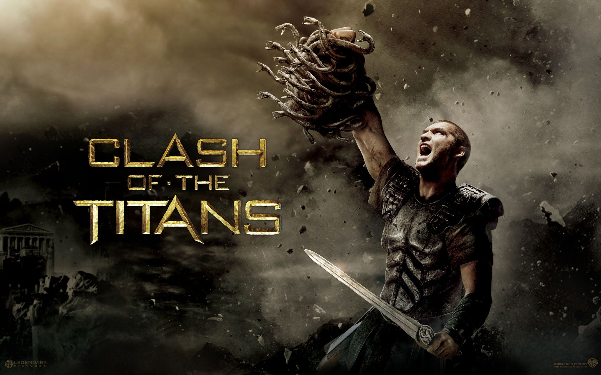 1920x1200 - Clash Of The Titans (2010) Wallpapers 16