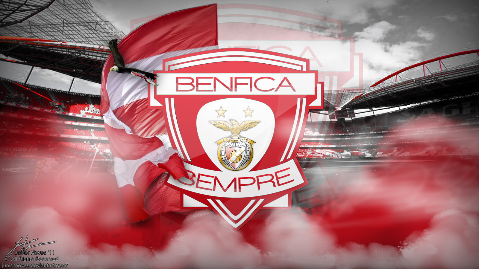 1600x900 - S.L. Benfica Wallpapers 12