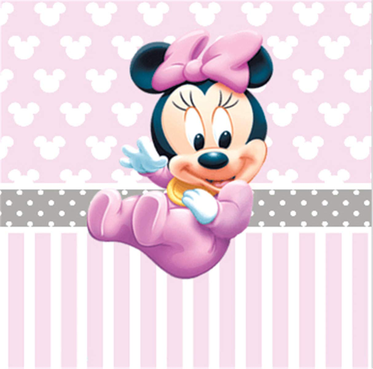 Baby Minnie Mouse 28 Images Dodowallpaper
