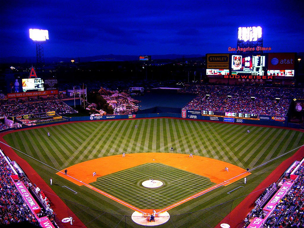 1024x768 - Los Angeles Angels of Anaheim Wallpapers 25