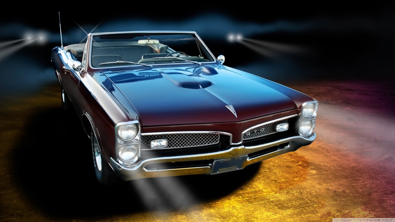 1366x768 - Pontiac Wallpapers 26