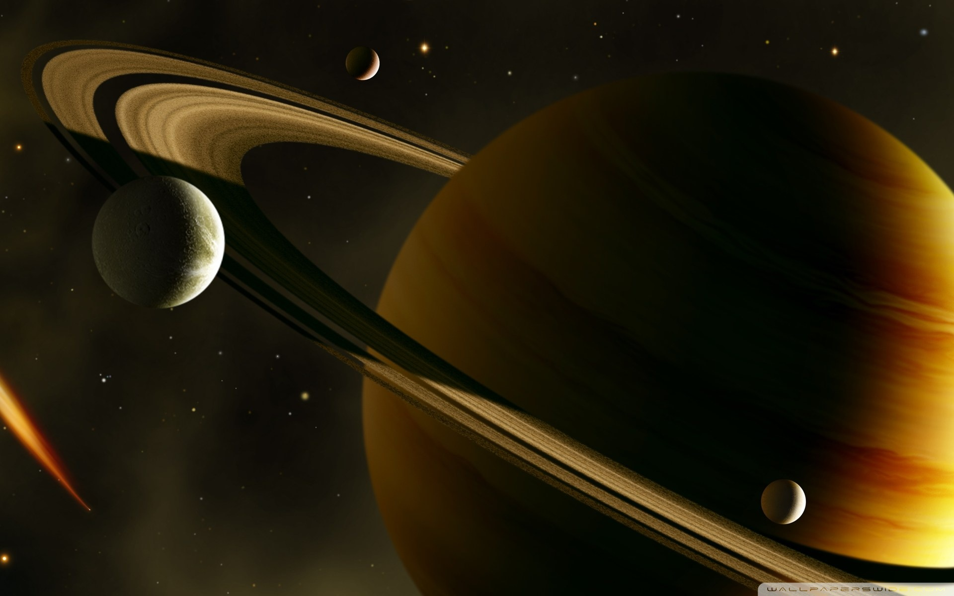 1920x1200 - Saturn Wallpapers 3