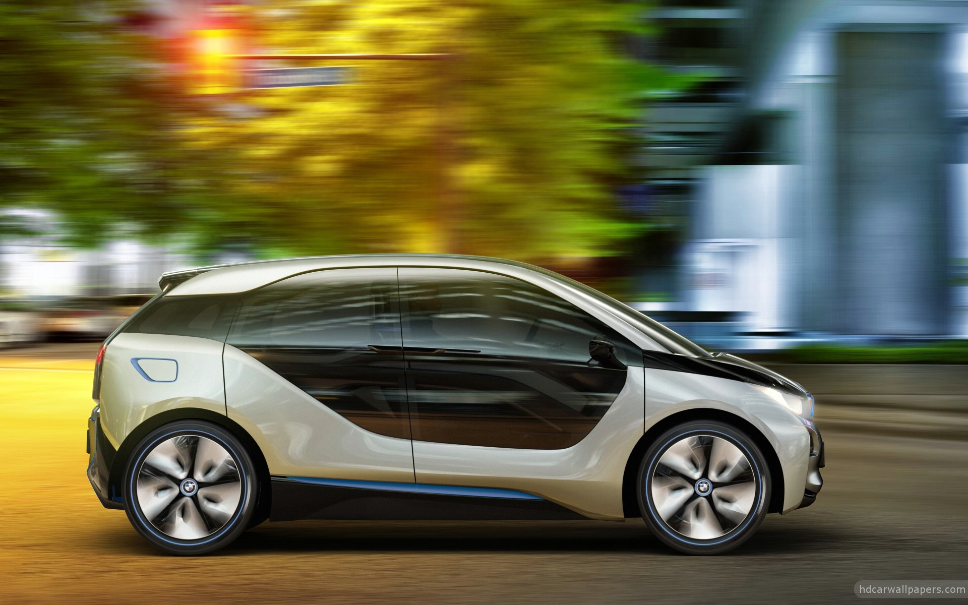 1920x1200 - BMW i3 Concept Wallpapers 38