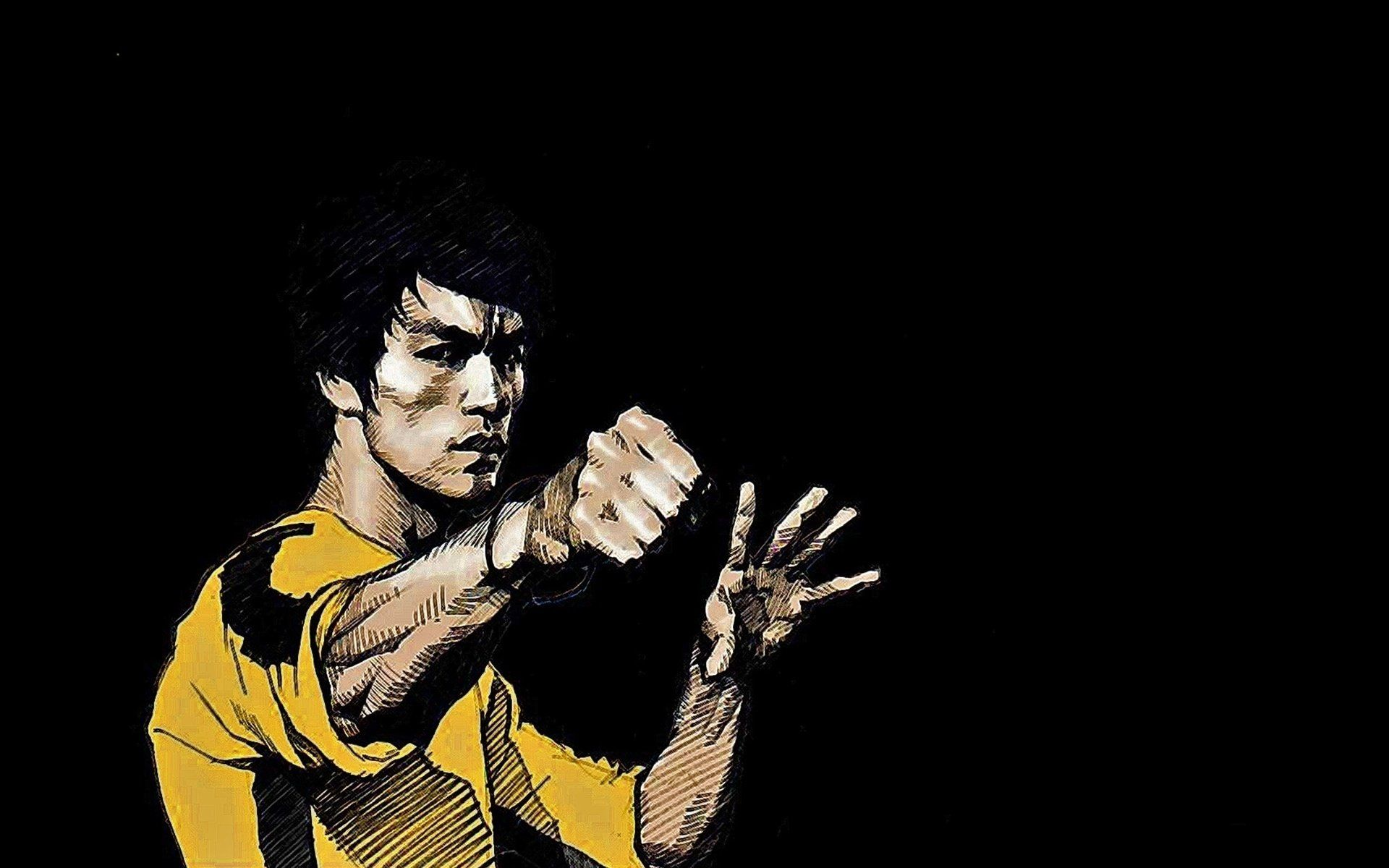 1920x1200 - Bruce Lee Wallpapers 13