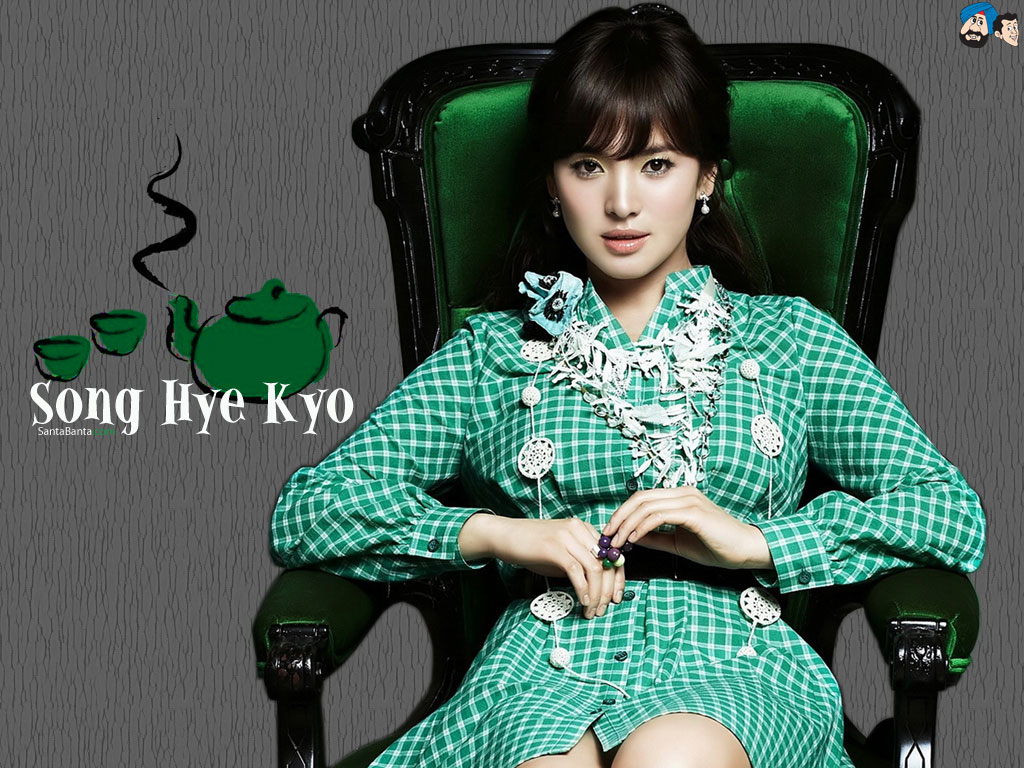 1024x768 - Song Hye-Kyo Wallpapers 17