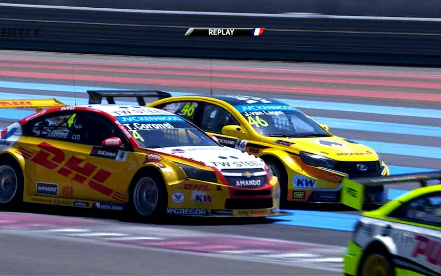 1440x900 - WTCC Racing Wallpapers 40