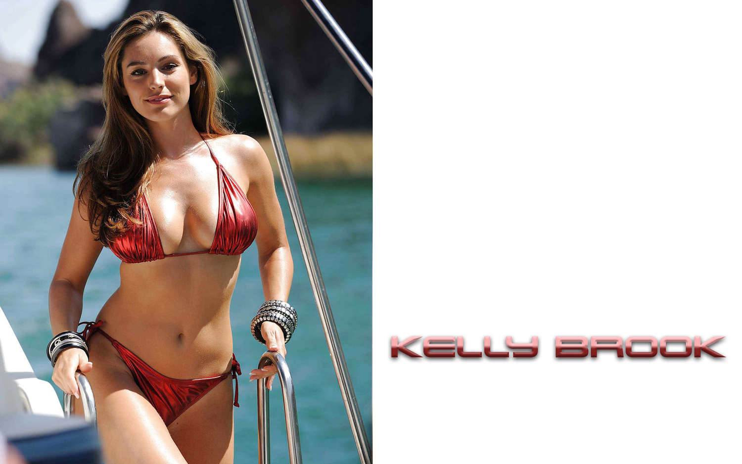 1500x938 - Kelly Brook Wallpapers 12