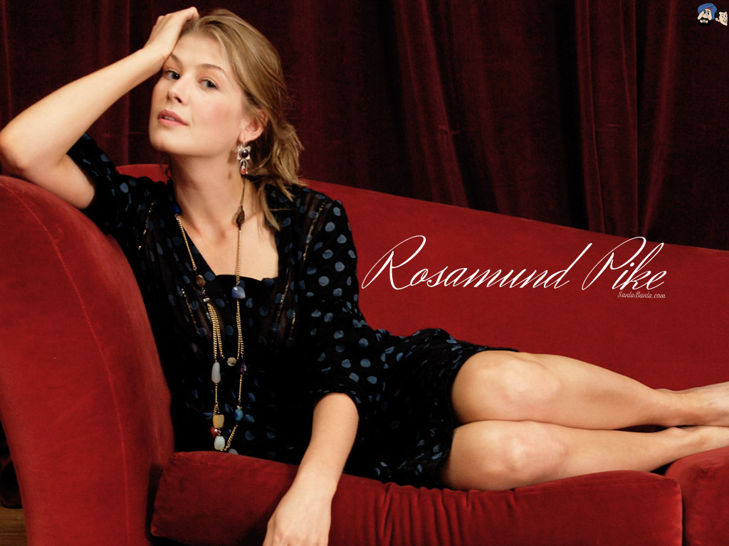 1024x768 - Rosamund Pike Wallpapers 7