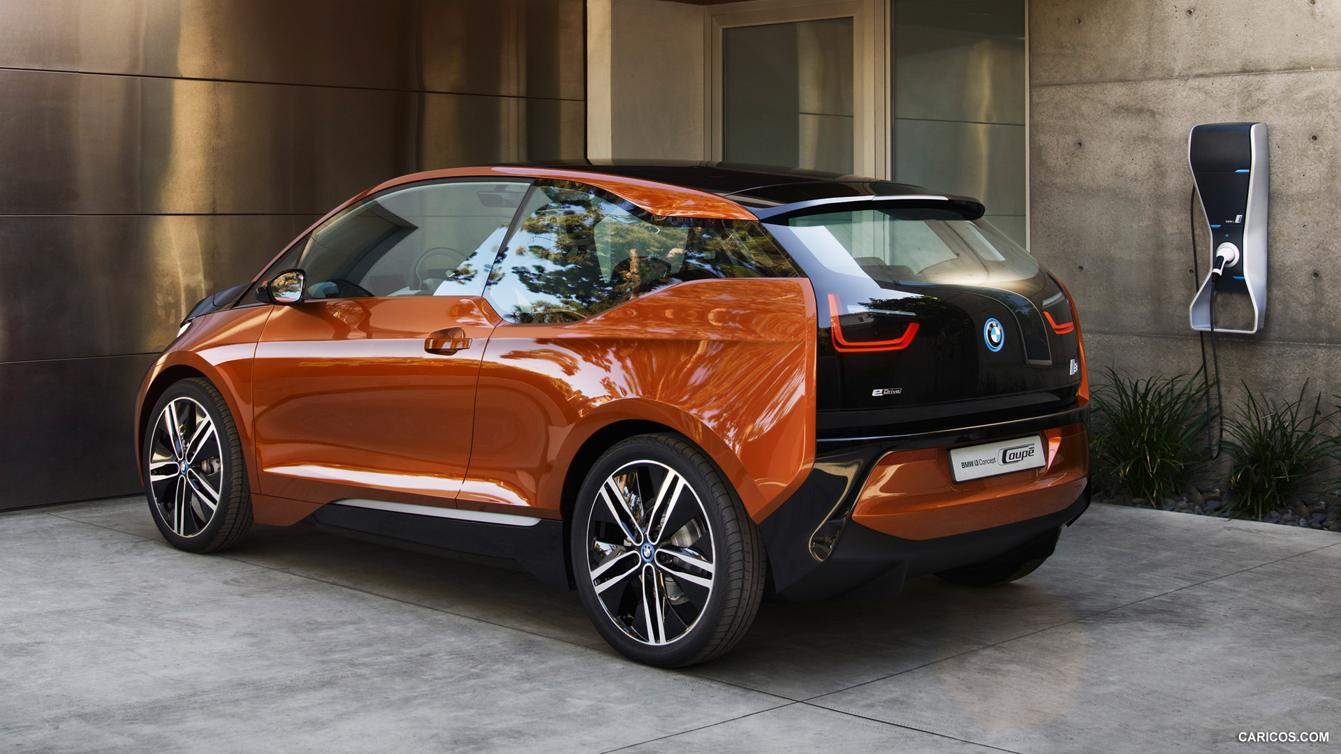 1920x1080 - BMW i3 Concept Wallpapers 24