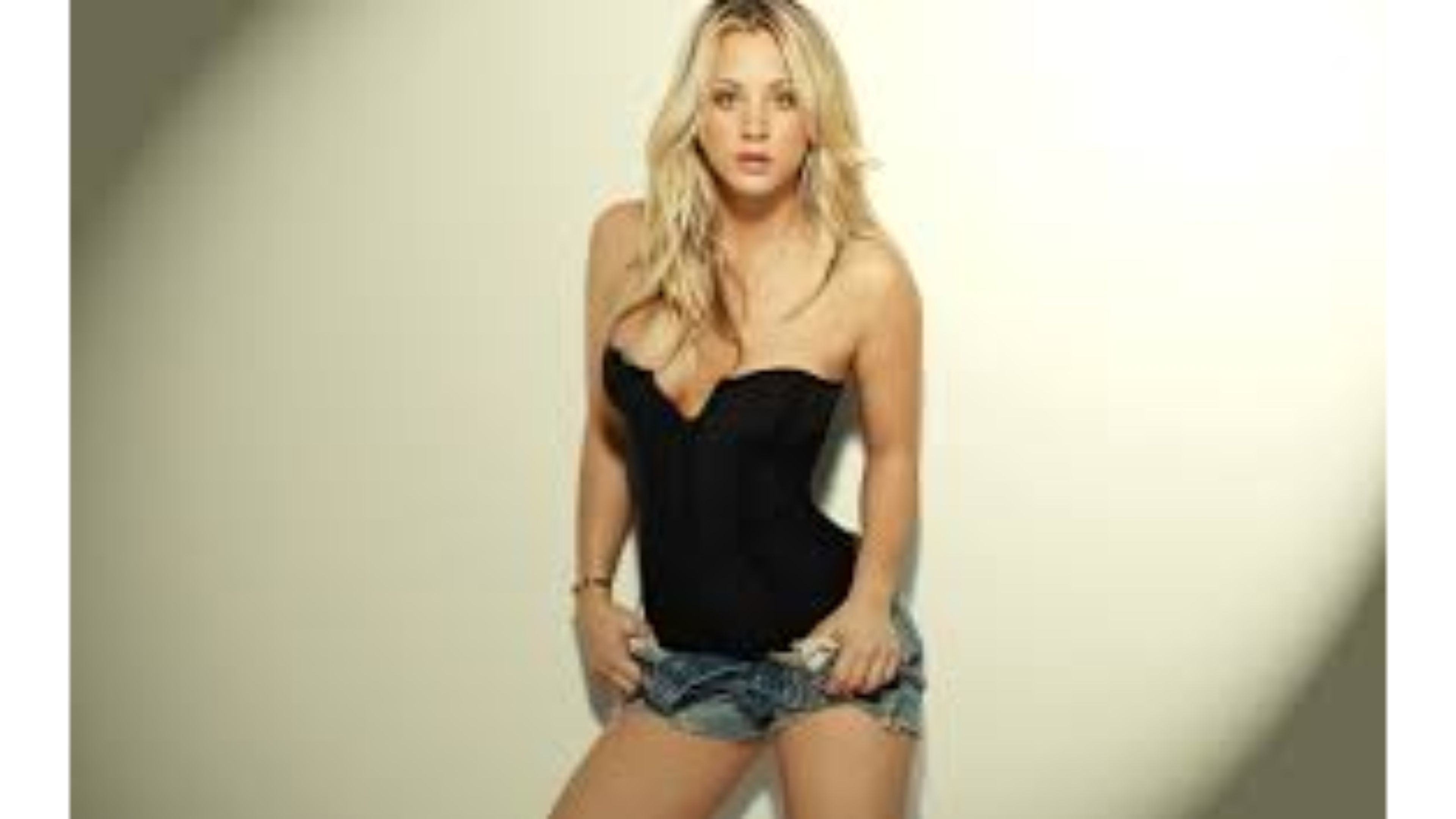 3840x2160 - Kaley Cuoco Wallpapers 3