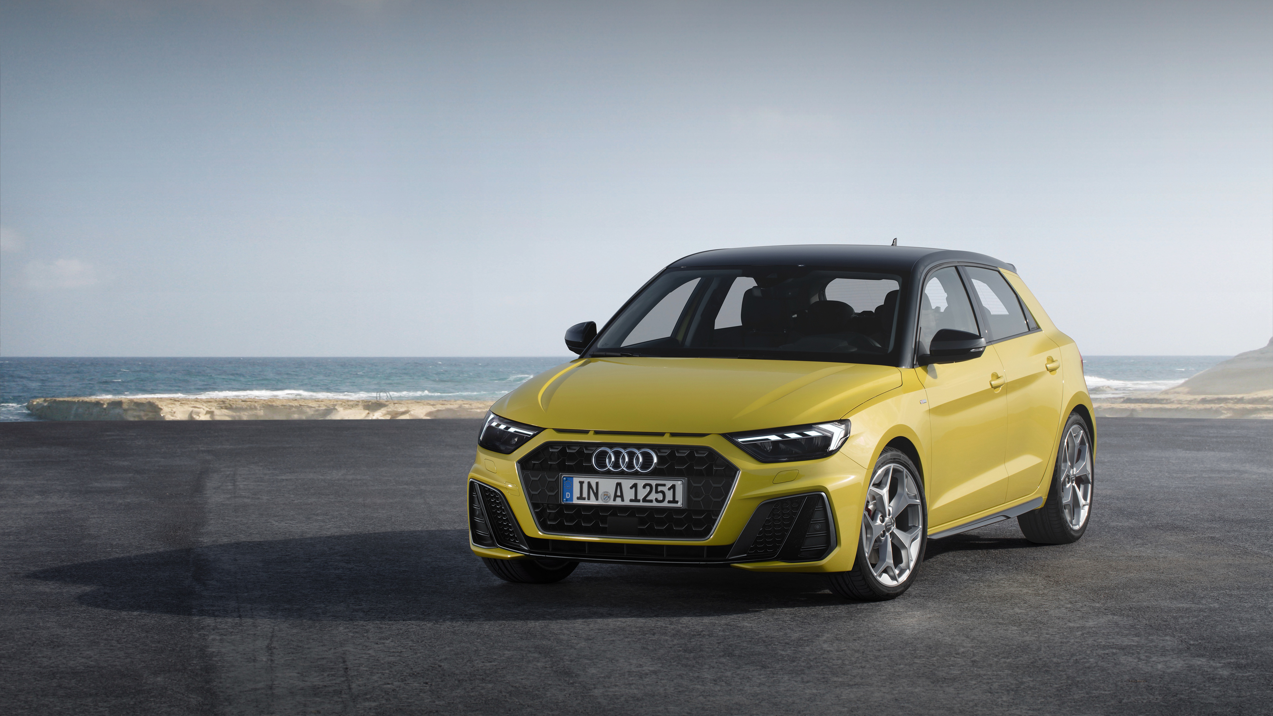 4096x2304 - Audi A1 Wallpapers 3