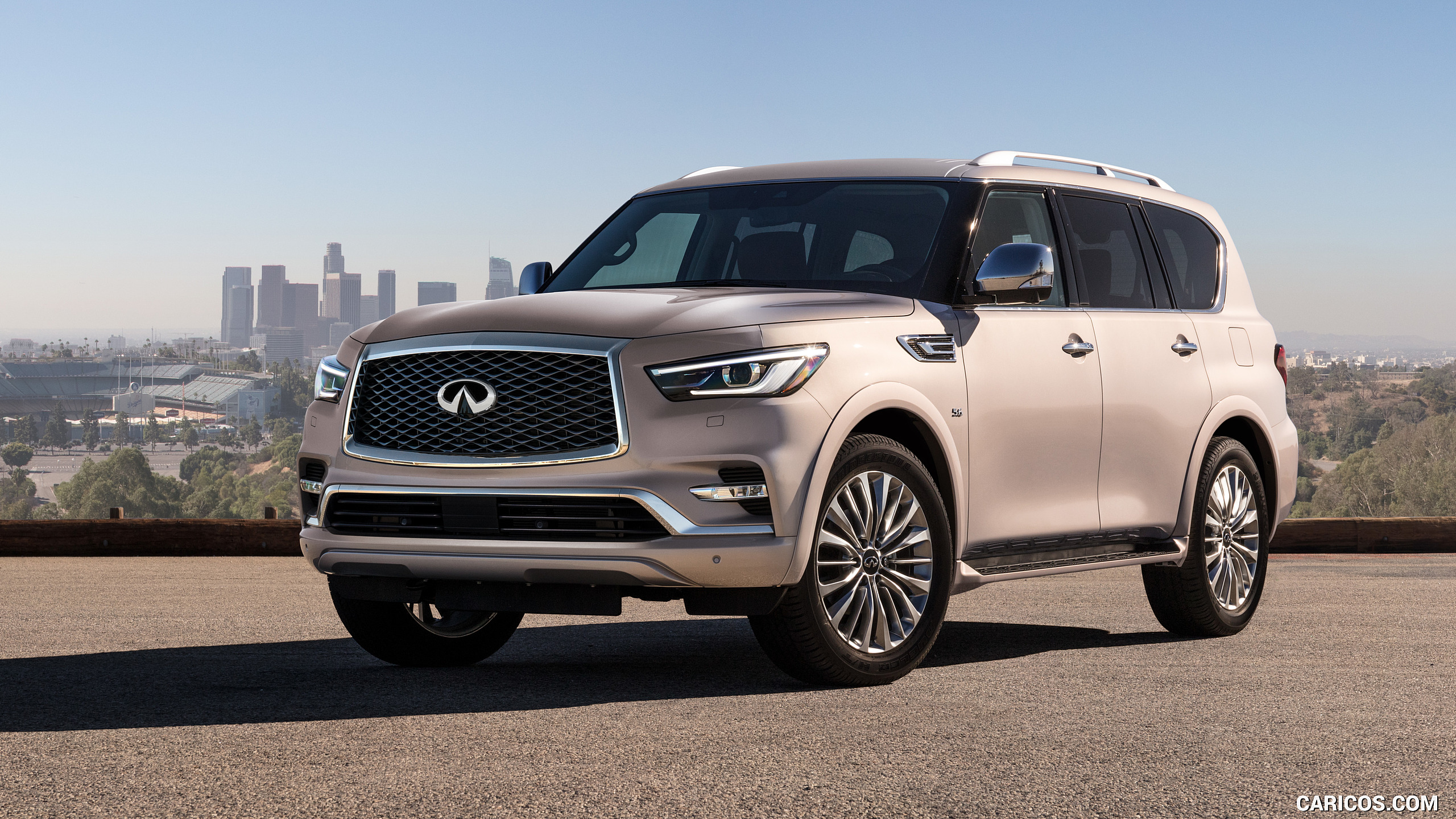2560x1440 - Infiniti QX80 Wallpapers 29