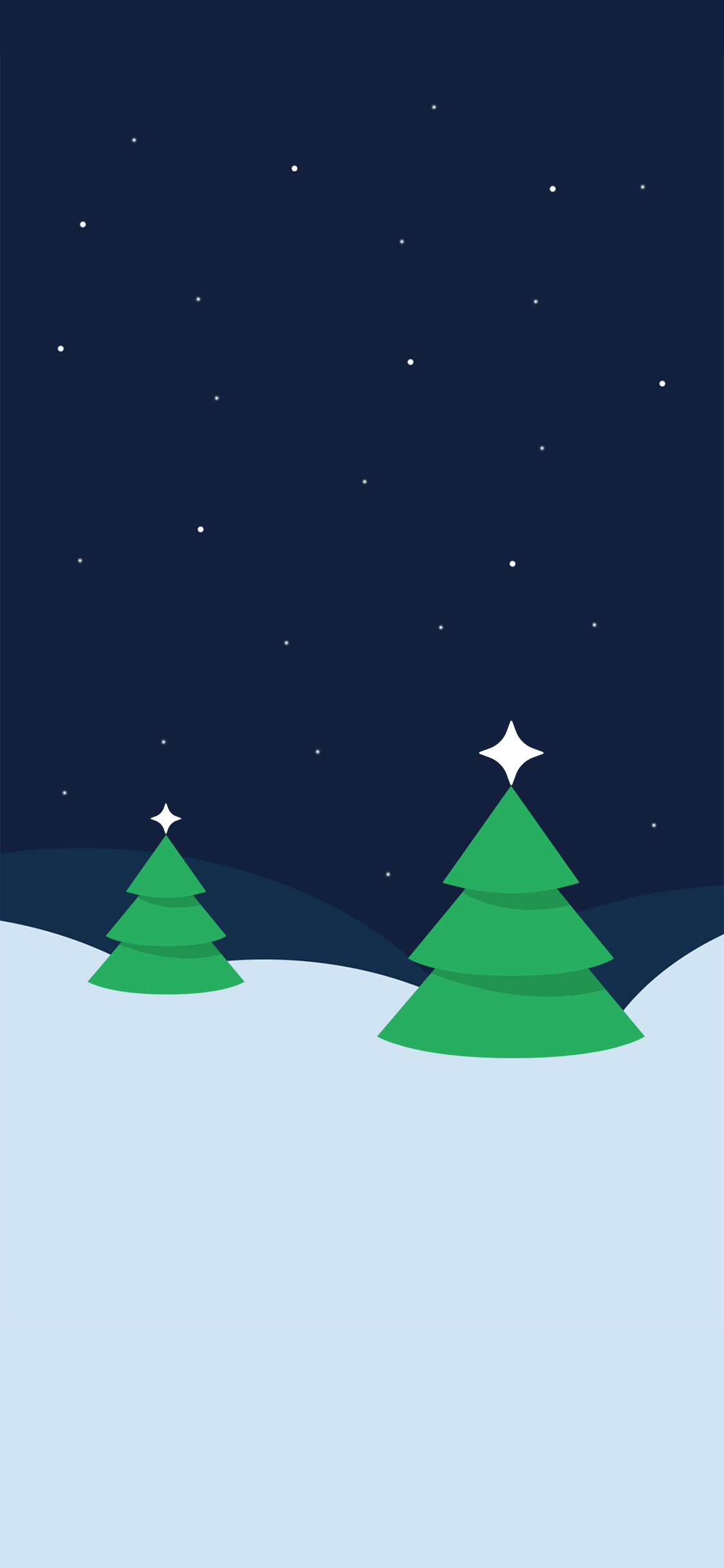 1125x2436 - Wallpaper for Christmas 49