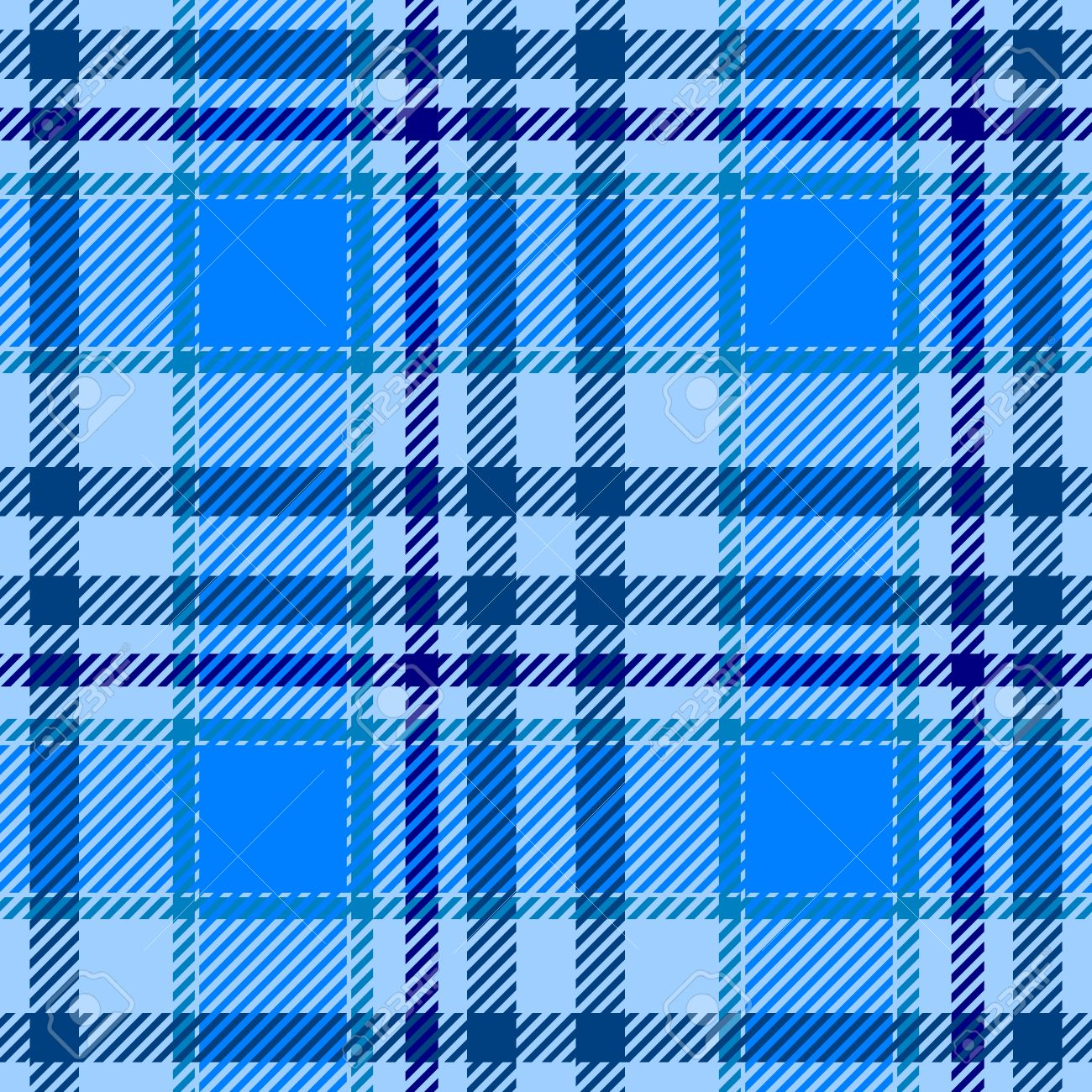 1300x1300 - Blue Plaid 23