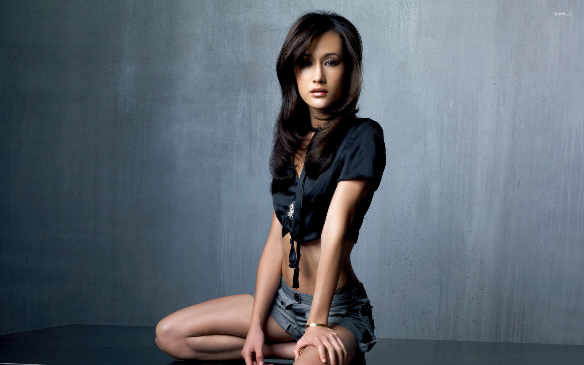 1920x1200 - Maggie Q Wallpapers 23