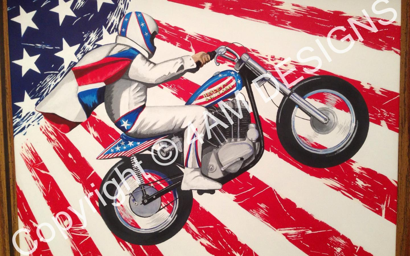1440x900 - Evel Knievel Wallpapers 29
