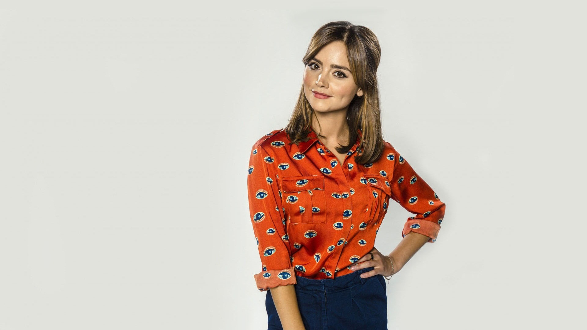 1920x1080 - Jenna-Louise Coleman Wallpapers 9