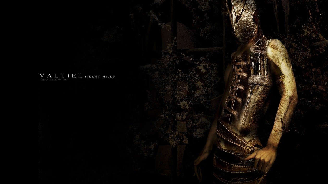1366x768 - Silent Hill HD Wallpapers 2