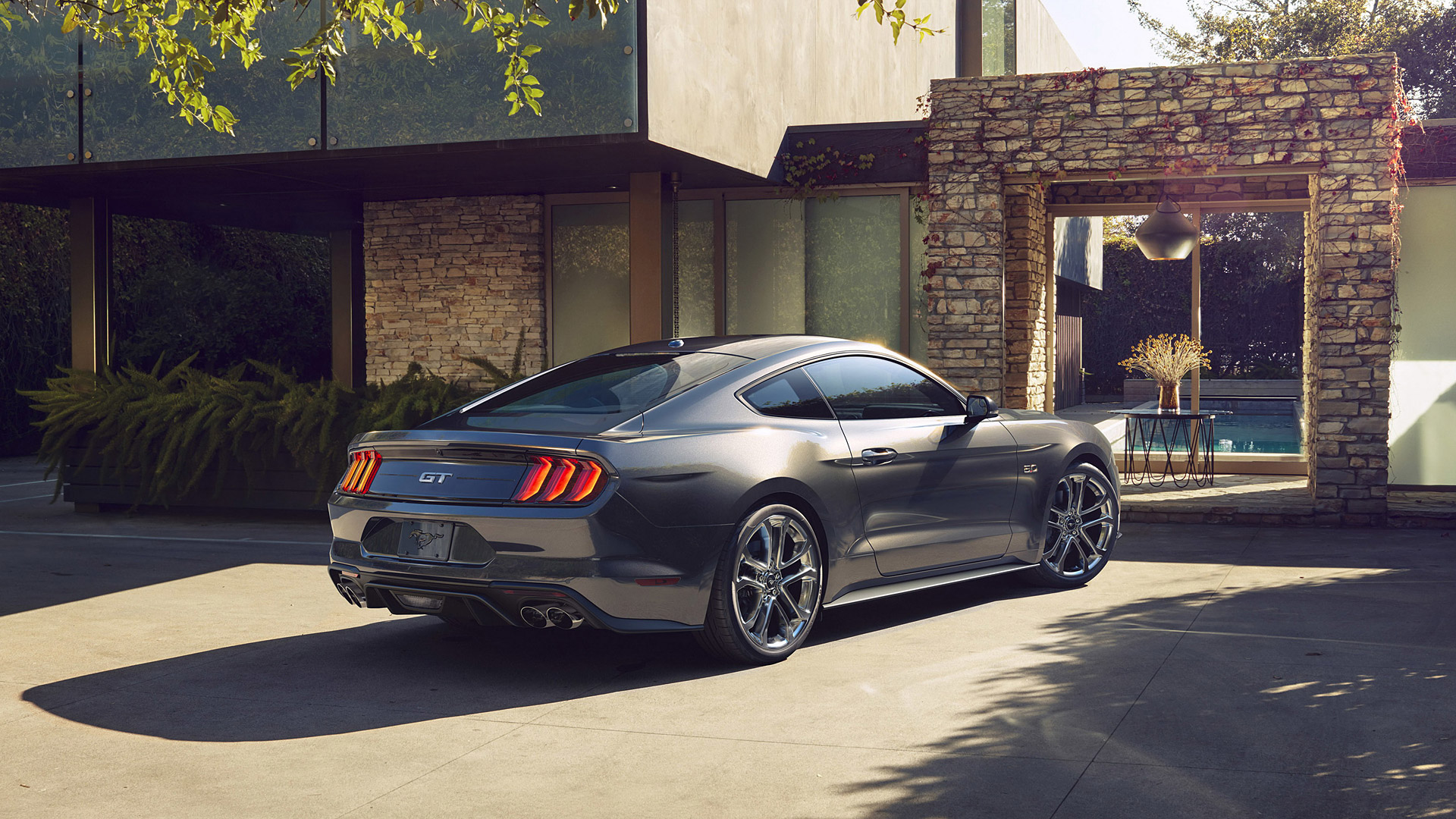 1920x1080 - Ford Mustang GT Wallpapers 13