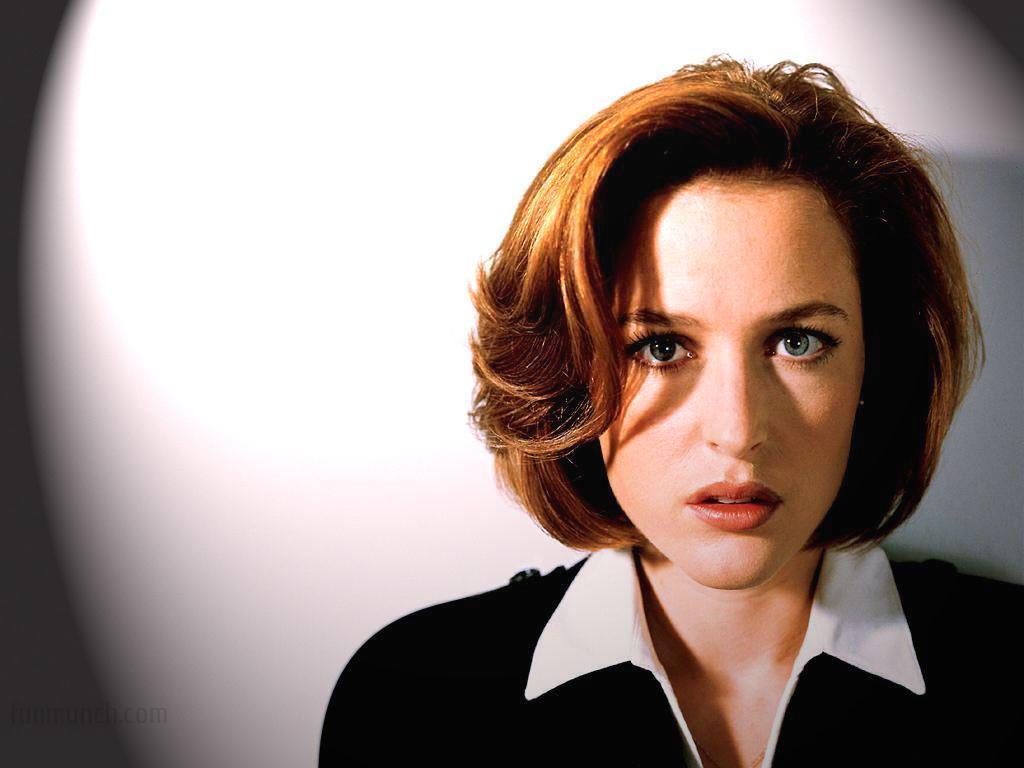 1024x768 - Gillian Anderson Wallpapers 10