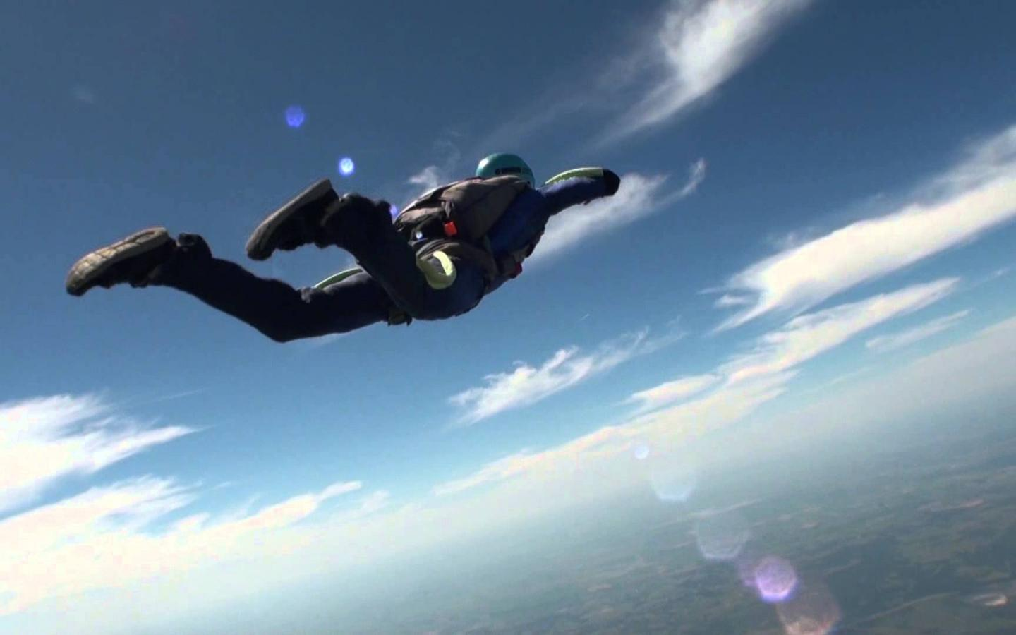 1440x900 - Skydiving Wallpapers 24