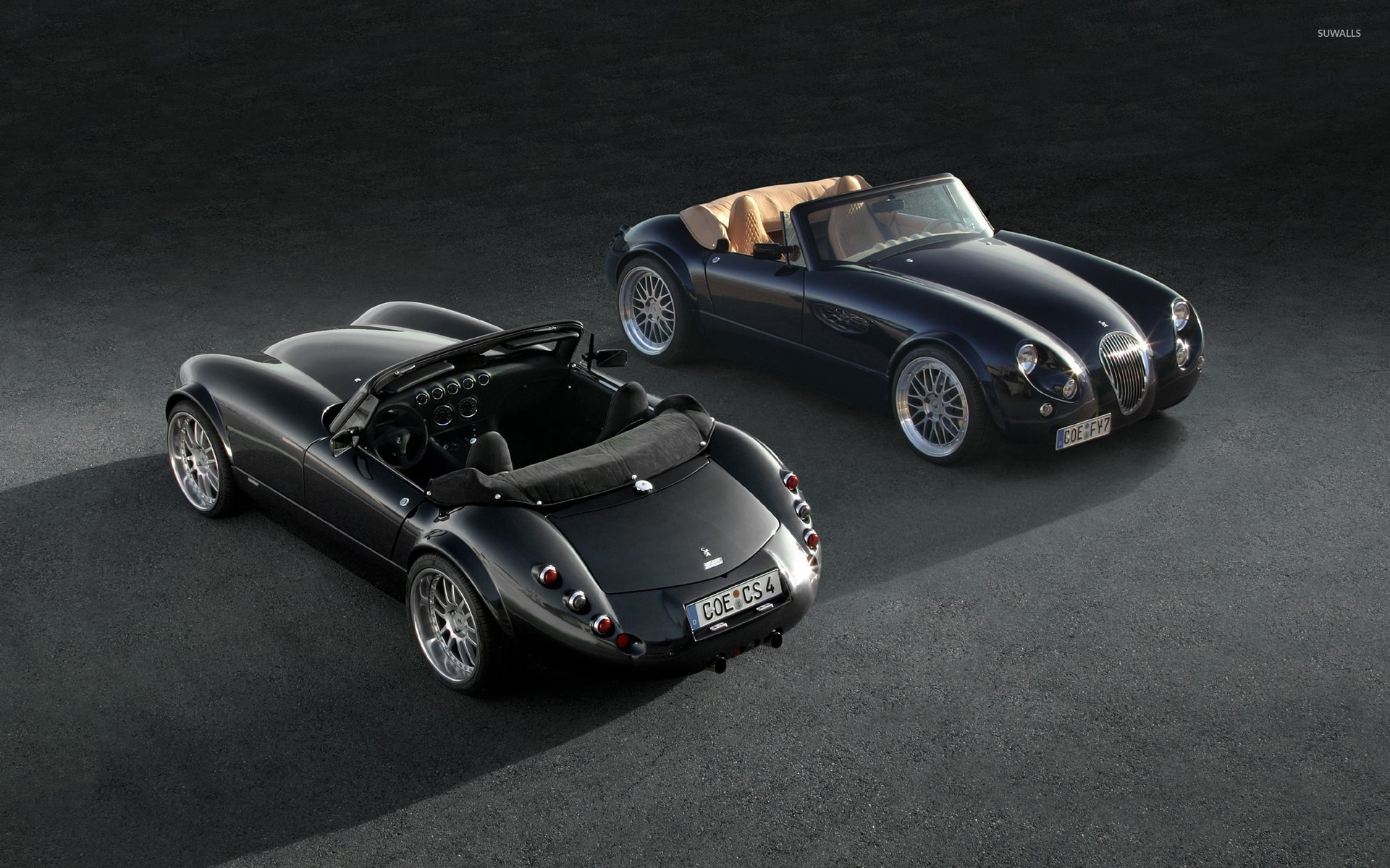 1920x1200 - Wiesmann GT MF5 Wallpapers 6