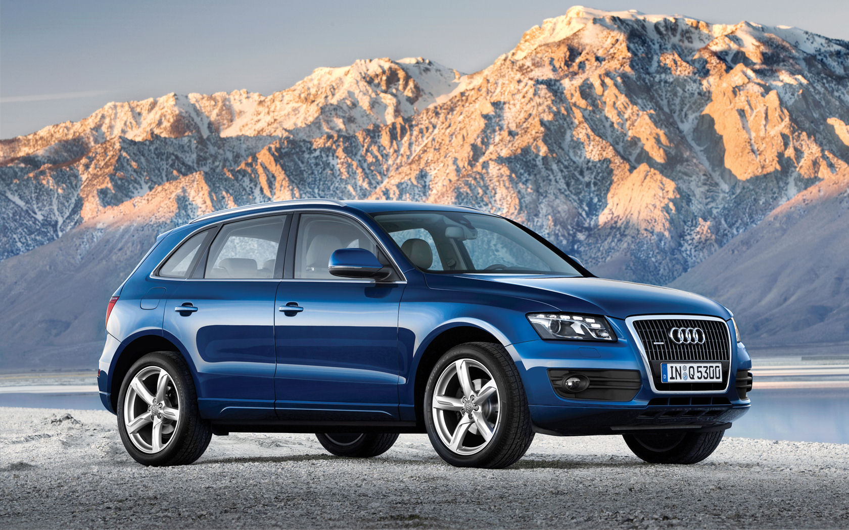 1680x1050 - Audi Q5 Wallpapers 7