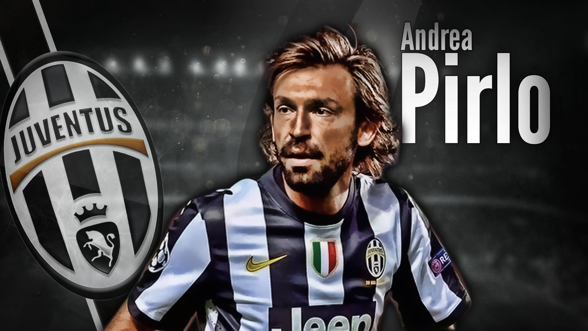 1920x1080 - Andrea Pirlo Wallpapers 6