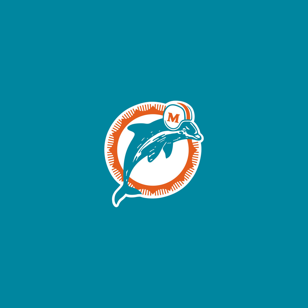 1024x1024 - Miami Dolphins Wallpapers 16