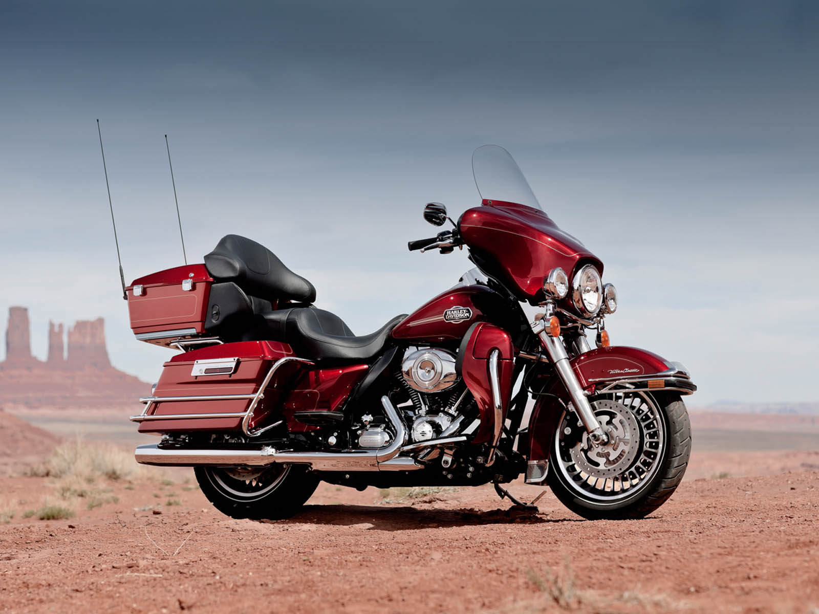 1600x1200 - Harley-Davidson Electra Glide Ultra Classic Wallpapers 3