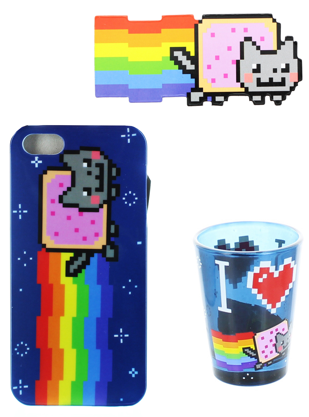 1041x1404 - Nyan Cat iPhone 35