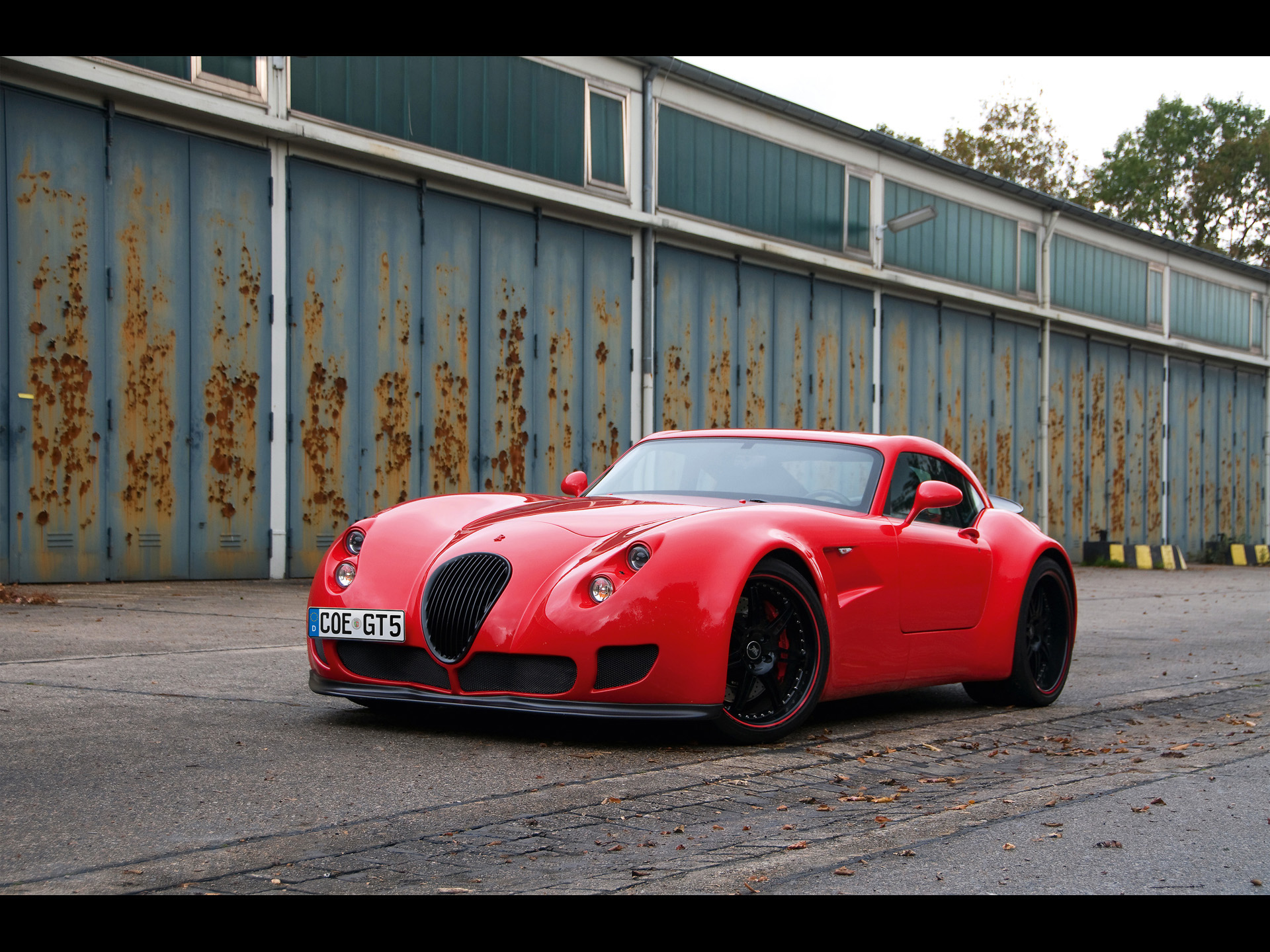 1920x1440 - Wiesmann GT MF5 Wallpapers 25