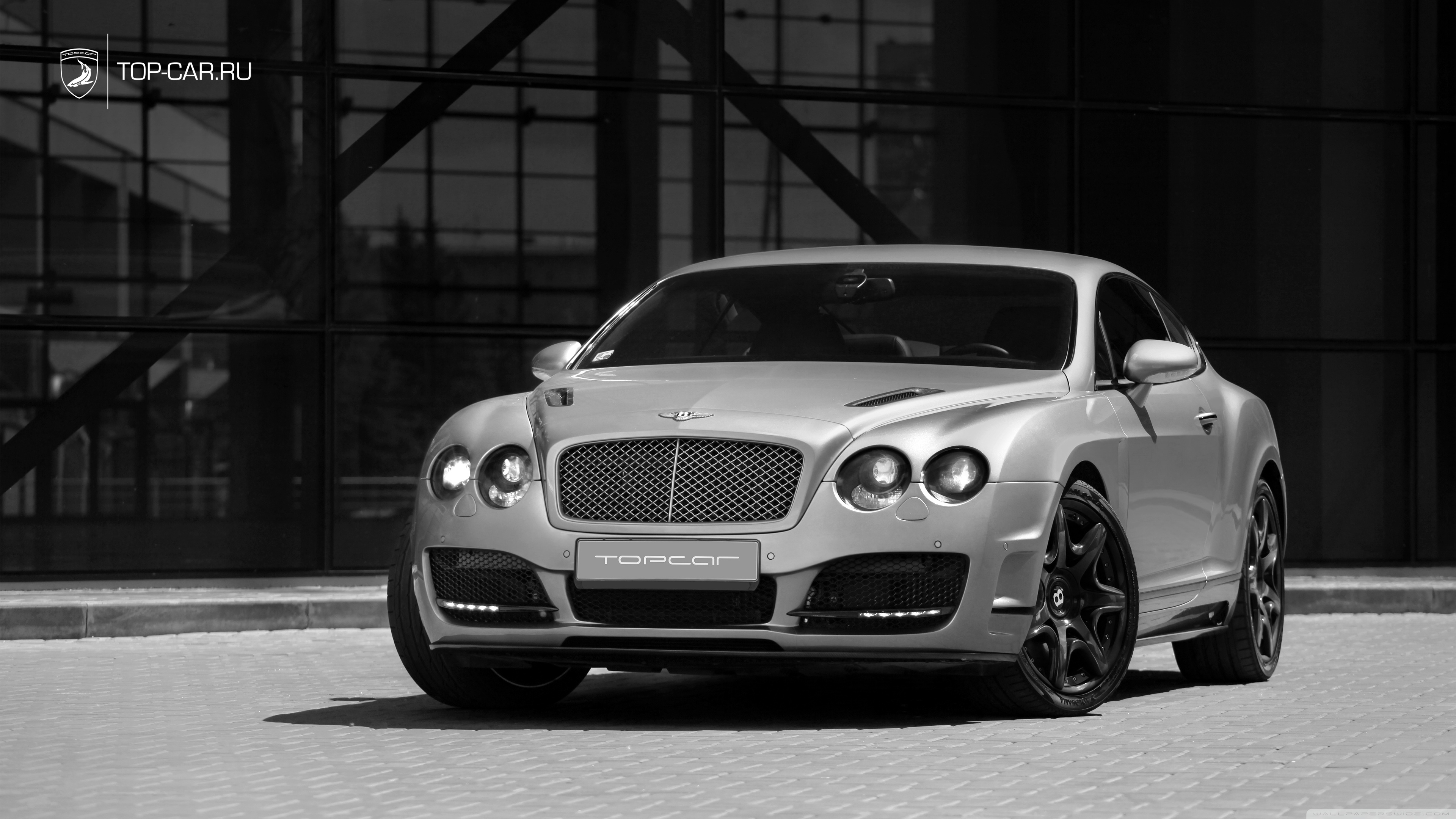 3840x2160 - Bentley Continental GT Wallpapers 25