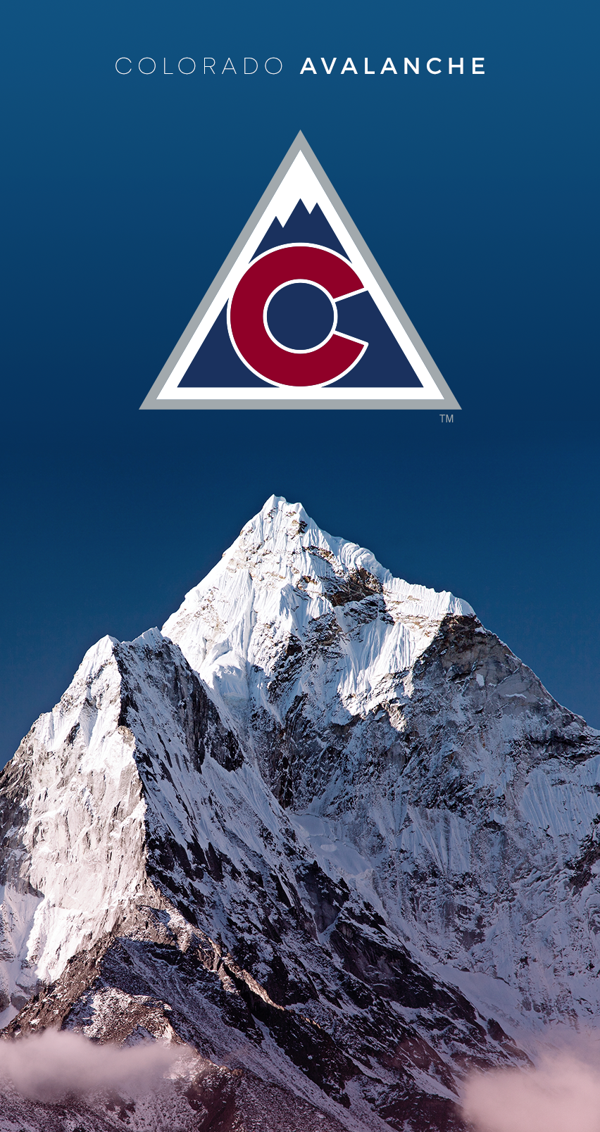 852x1608 - Colorado Avalanche Wallpapers 2