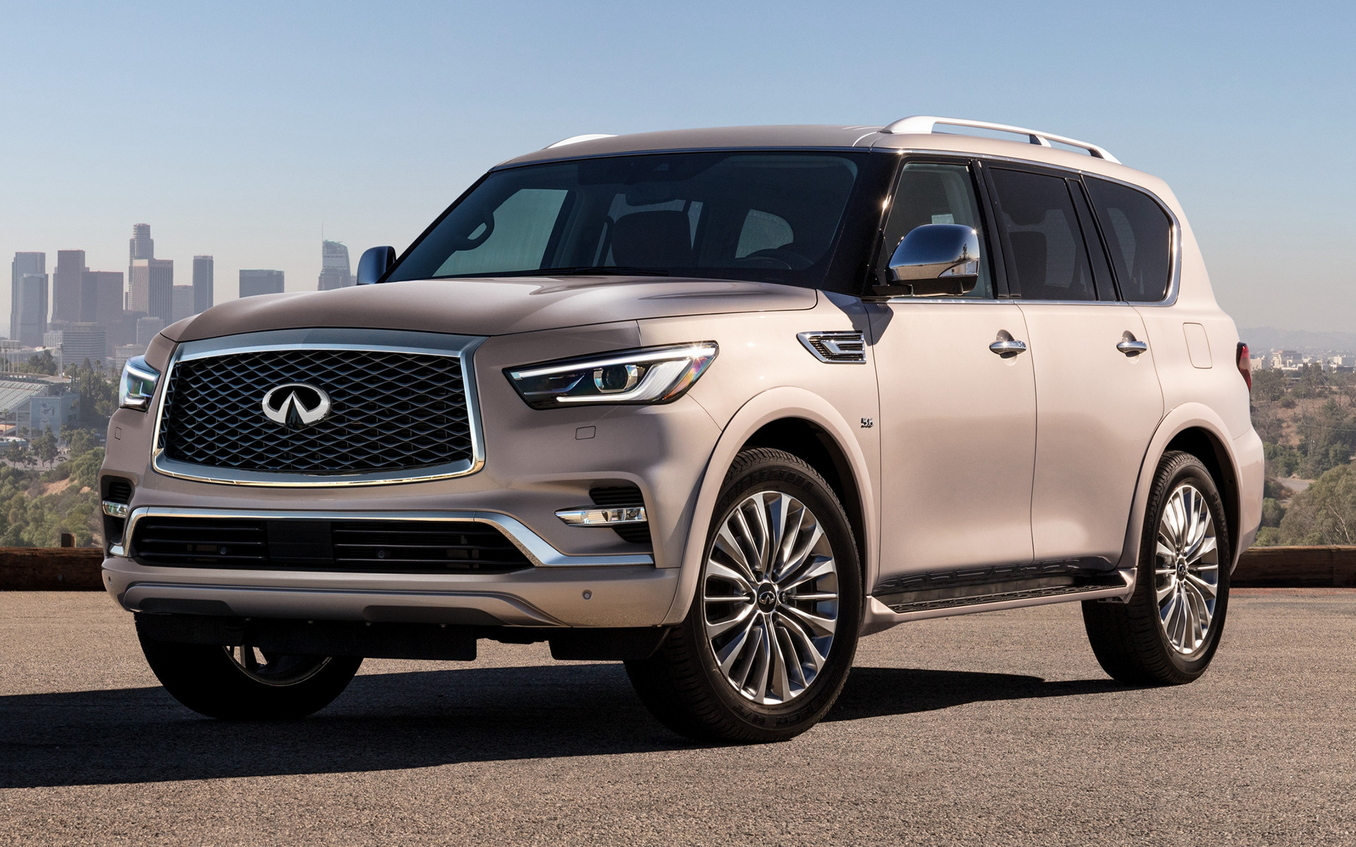 1920x1200 - Infiniti QX80 Wallpapers 16