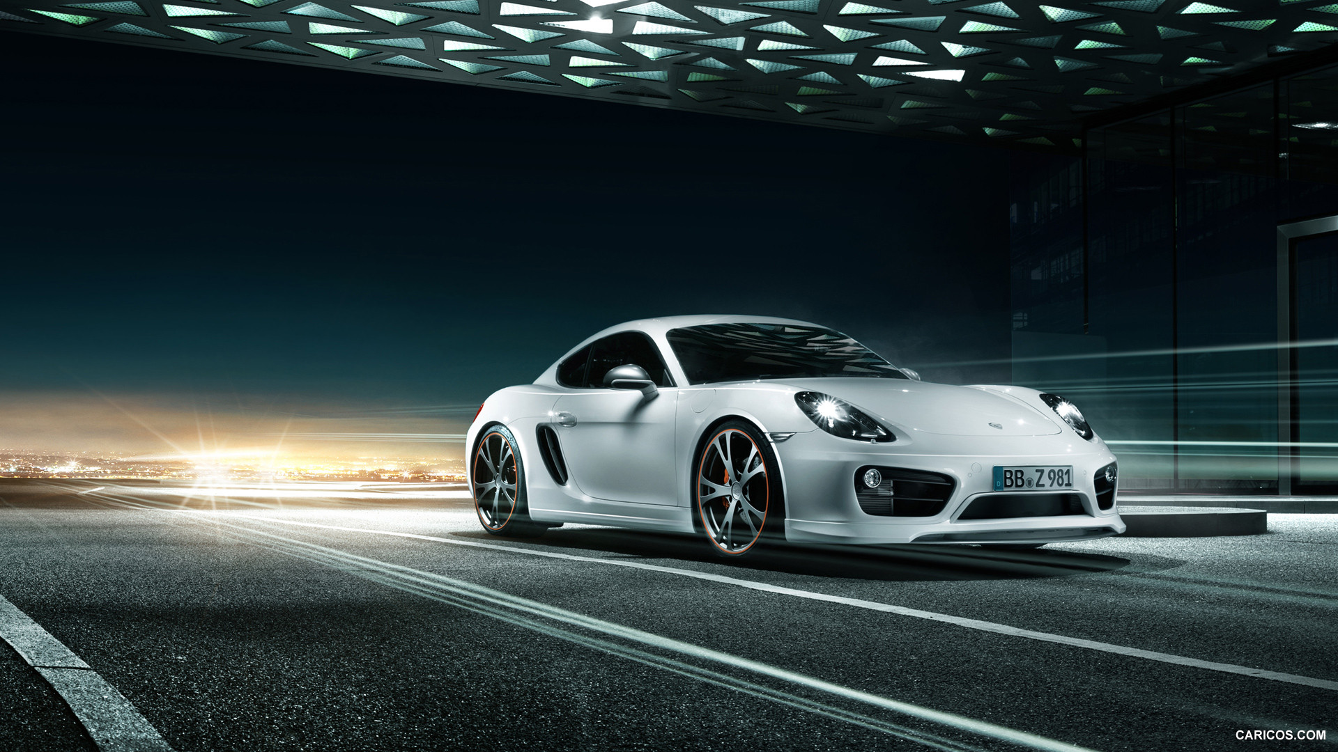 1920x1080 - Porsche Cayman Wallpapers 25