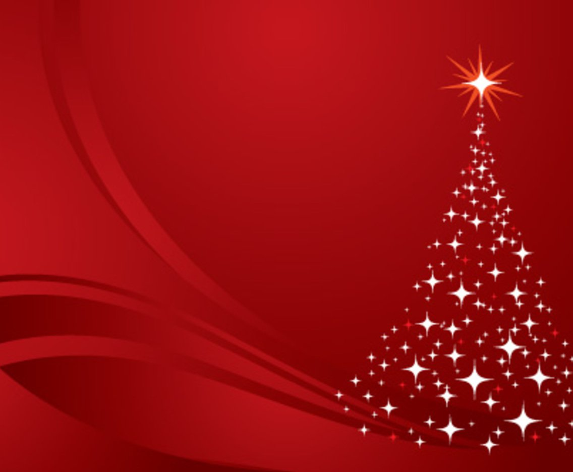 1136x936 - Christmas Trees Backgrounds 8