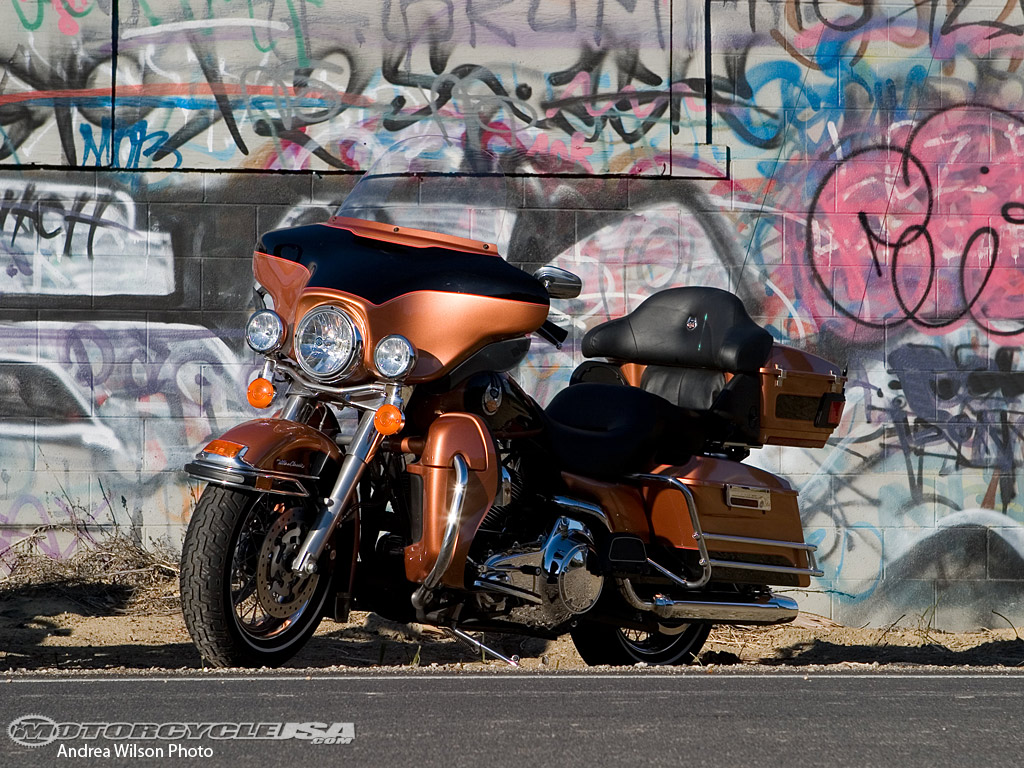 1024x768 - Harley-Davidson Electra Glide Ultra Classic Wallpapers 35